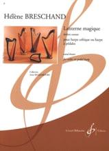 Lanterne magique - Hélène Breschand - Partition - laflutedepan.com