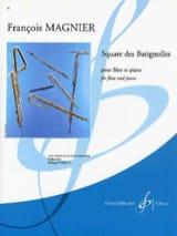 François Magnier - Square des Batignolles - Partition - di-arezzo.fr