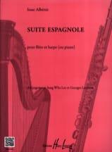 Suite Espagnole Isaac Albeniz Partition Duos - laflutedepan.com