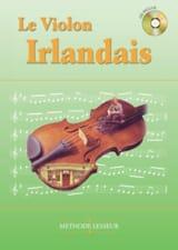 Le Violon Irlandais Lesseur Partition Violon - laflutedepan.com