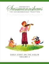 Egon Sassmannshaus - Early start on the violin vol.2 - Sheet Music - di-arezzo.com
