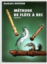 Méthode de Flûte à Bec Soprano Nathalie Rotstein laflutedepan.com