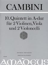 Quintette Nr. 10 En la Maj. - laflutedepan.com