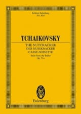 TCHAIKOVSKY - Nußknacker-Suite - Sheet Music - di-arezzo.co.uk