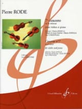 Pierre Rode - Concerto No. 7 In the Min. - Sheet Music - di-arezzo.com