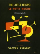 DEBUSSY - Little Negro - Flute - Sheet Music - di-arezzo.co.uk