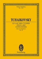 TCHAIKOVSKY - Swan Lake - Sheet Music - di-arezzo.co.uk