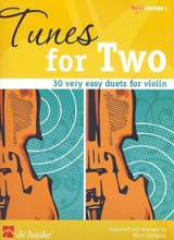Nico Dezaire - Tunes For Two - Sheet Music - di-arezzo.co.uk