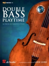 Leire Lode - Double Bass Playtime - Sheet Music - di-arezzo.com