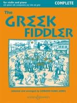 The Greek Fiddler Complete Partition Violon - laflutedepan.com