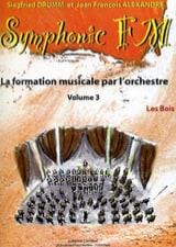 Symphonic FM Volume 3 - les Bois - laflutedepan.com
