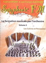 Symphonic FM Volume 3 - les Cuivres et Percussions laflutedepan.com