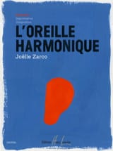L'oreille Harmonique Volume 1 Joelle Zarco Partition laflutedepan.com