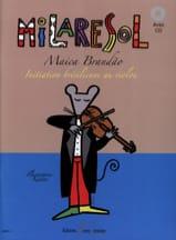 Milaresol - Maica Brandao - Partition - Violon - laflutedepan.com