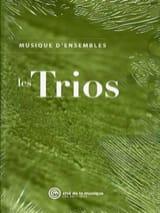 Musique d'ensemble : les trios - Partition - laflutedepan.com