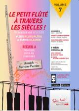 Le Petit Flûté à Travers les Siècles Vol.7 - Recueil A laflutedepan.com