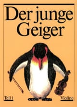 Der Junge Geiger Vol 1 - Fortunatow Konstantin - laflutedepan.com