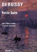 Petite Suite DEBUSSY Partition Trios - laflutedepan.com