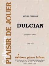 Dulcian Michel Chebrou Partition Basson - laflutedepan.com