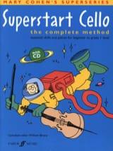 Superstart Cello - Mary Cohen - Partition - laflutedepan.com