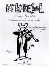 Maica Brandao - Brazilian Initiation To Violin - Piano Accompaniment - Sheet Music - di-arezzo.com