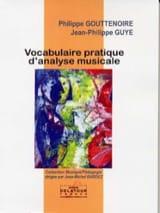 Vocabulaire Pratique D'analyse Musicale laflutedepan.com