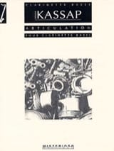 Sylvain Kassap - Joint - Sheet Music - di-arezzo.com