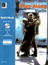 World Music - Argentina Violon / Piano Partition laflutedepan.com