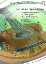 La Guitare Espace-Temps Olivier Mayran De Chamisso laflutedepan.com