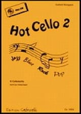 Gabriel Koeppen - Hot Cello Vol 2 - Partition - di-arezzo.fr