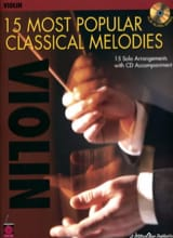 15 Most Popular Classical Melodies Partition laflutedepan.com