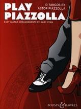 Play Piazzolla Piazzolla Astor / Ryan Gary Partition laflutedepan.com