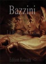La Ronde des Lutins - Flûte et Piano Antonio Bazzini laflutedepan.com