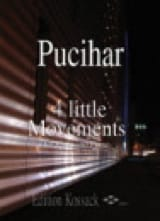 4 Little Movements Blaz Pucihar Partition laflutedepan.com