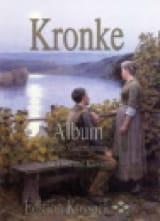 Emil Kronke - Album -Elégie Op.113 & Valses Mignonnes Op.167 - Partition - di-arezzo.fr
