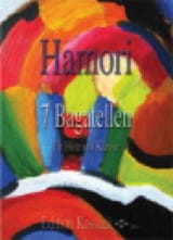 7 Bagatelles Thomas Hamori Partition laflutedepan.com