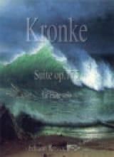 Suite Op.175 - Emil Kronke - Partition - laflutedepan.com