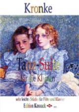 Tanz-Suite Für Die Kleinen Emil Kronke Partition laflutedepan.com