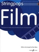 Stringpops Film - Peter Wilson - Partition - laflutedepan.com