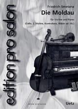 Bedrich Smetana - Die Moldau - Partition - di-arezzo.fr