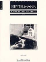 8 Airs Autour du Tango Volume 3 - laflutedepan.com