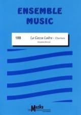 La Gazza Ladra - Ouverture Gioacchino Rossini laflutedepan.com