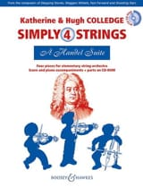 A Handel Suite - Simply 4 Strings - - laflutedepan.com