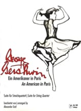 George Gershwin - An American In Paris - Sheet Music - di-arezzo.com
