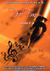 - Pro FM Volume 6 - Sheet Music - di-arezzo.com