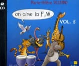 CD - On Aime la FM Volume 5 SICILIANO Partition laflutedepan.com