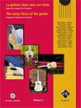 La Guitare dans tous ses Etats Volume 2 Partition laflutedepan.com