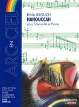 Emile Lelouch - Hanouccah - Partition - di-arezzo.fr