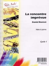 Daniel Bonnet - The Unexpected Encounter - Sheet Music - di-arezzo.com