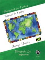 Musique Facile pour 4 Guitares : Jamaïque laflutedepan.com